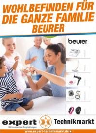expert WOHLBEFINDEN FÜR DIE GANZE FAMILIE - BEURER Dezember 2016 KW51