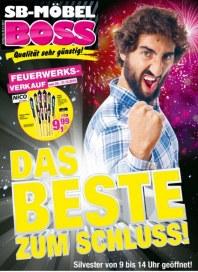 SB Möbel Boss Das Beste zum Schluss Dezember 2016 KW51
