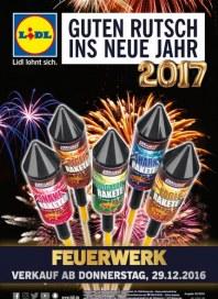 Lidl GUTEN RUTSCH INS NEUE JAHR 2017 Dezember 2016 KW52