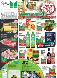 Marktkauf Einkaufen bei guten Freunden Januar 2016 KW53