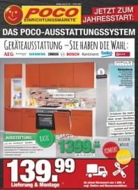 POCO Das Poco - Ausstattungssystem Januar 2016 KW53