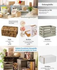 Tedi GmbH & Co. KG Ordnungshelfer Januar 2016 KW53