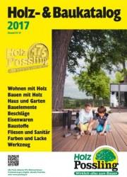 Holz Possling Holz- & Baukatalog Januar 2017 KW52