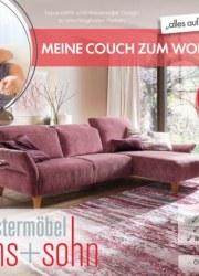 külkens+sohn Polstermöbel Meine Couch zum Wohlfühlen September 2017 KW39