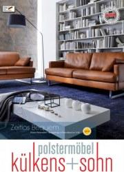 külkens+sohn Polstermöbel Zeitlos Bequem Oktober 2017 KW44