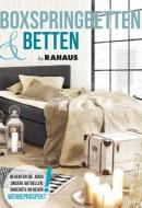 Rahaus Boxspringbetten & Betten by Rahaus Januar 2017 KW01