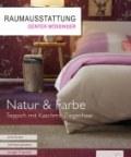 Günter Mössinger Raumausstattung Natur & Farbe  I  Teppich mit Kaschmir-Ziegenhaar Januar 2017 KW02