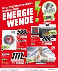 Prospekte Die Media Markt Energiewende Februar 2018 KW08