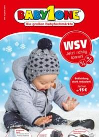 BabyOne WSV - Jetzt richtig sparen Januar 2017 KW02