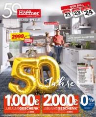 Höffner Höffner ... Küchen-Spezial Januar 2017 KW03