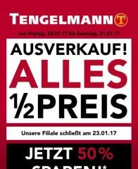 Tengelmann AUSVERKAUF Januar 2017 KW03 2