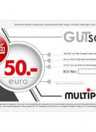Multipolster Extra-Gutschein Februar 2017 KW06