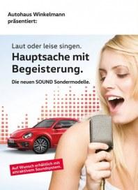 Volkswagen Hauptsache mit Begeisterung Februar 2017 KW06