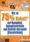 Profi Ernst 75% Rabatt Februar 2017 KW07