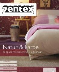 Zentex Erkrath Wakayo Boden GmbH Natur & Farbe I Teppich mit Kaschmir-Ziegenhaar Februar 2017 KW08
