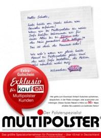 Multipolster Extra Gutschein für kaufDA Multipolster-Kunden Februar 2017 KW08