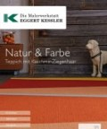 Die Malerwerkstatt Eggert Kessler GmbH Natur & Farbe I Teppich mit Kaschmir-Ziegenhaar Oktober 2017