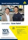 AC AUTO CHECK Gute Reifen - Gute Fahrt September 2017 KW36-Seite1