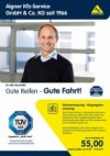 AC AUTO CHECK Gute Reifen - Gute Fahrt September 2017 KW36 1