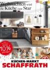 Schaffrath Weihnachten wird die Küche zum Star Oktober 2017 KW43-Seite1