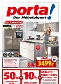 Porta Möbel Der Möbelgigant Oktober 2017 KW44