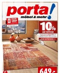 Porta Möbel Möbel & Mehr September 2017 KW38 2