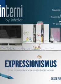 interni by inhofer EXPRESSIONISMUS September 2017 KW39