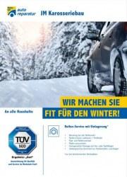 Meisterhaft Autoreparatur Wir machen Sie fit für den Winter September 2017 KW36 7