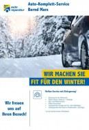Meisterhaft Autoreparatur Wir machen Sie fit für den Winter September 2017 KW36 9