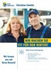 Meisterhaft Autoreparatur Wir machen Sie fit für den Winter September 2017 KW36 16