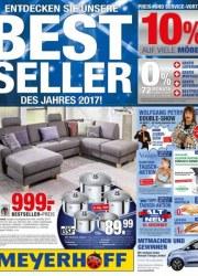 Meyerhoff GmbH Bestseller November 2017 KW44
