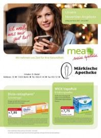 mea - meine apotheke Unsere November-Angebote November 2017 KW44 21