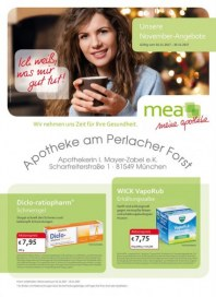 mea - meine apotheke Unsere November-Angebote November 2017 KW44 23