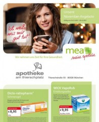 mea - meine apotheke Unsere November-Angebote November 2017 KW44 24