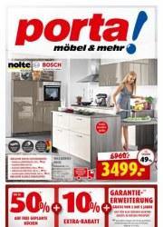 Porta Möbel Möbel & Mehr Oktober 2017 KW44