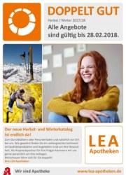LEA Apotheken Doppelt gut September 2017 KW35
