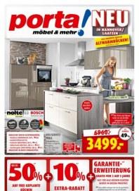 Porta Möbel Möbel & Mehr Oktober 2017 KW44 1