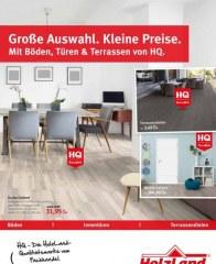 HolzLand Auferoth Große Auswahl. Kleine Preise. Mit Böden, Türen & Terrassen von HQ Oktober 2017 KW3