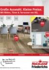 Holzland Friederichs Große Auswahl, kleine Preise! Mit Böden, Türen & Terrassen von HQ Oktober 2017