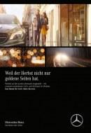 Mercedes-Benz Weil der Herbst nicht nur goldene Seiten hat Oktober 2017 KW39 1