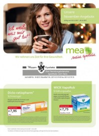 mea - meine apotheke Unsere November-Angebote November 2017 KW44 42