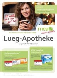 mea - meine apotheke Unsere November-Angebote November 2017 KW44 43