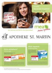 mea - meine apotheke Unsere November-Angebote November 2017 KW44 44