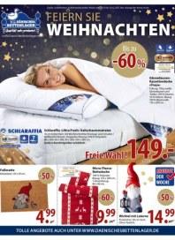 Dänisches Bettenlager Feiern Sie Weihnachten November 2017 KW44