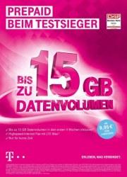 Telekom Shop PREPAID BEIM TESTSIEGER November 2017 KW45