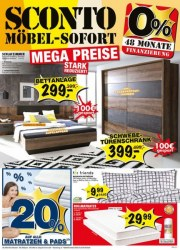 Sconto Möbel-Sofort November 2017 KW45