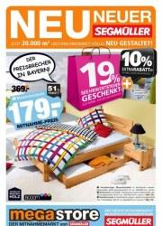 Segmüller megastore: Der Mitnahmemarkt von Segmüller November 2017 KW45 1