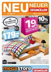 Segmüller megastore: Der Mitnahmemarkt von Segmüller November 2017 KW45 2