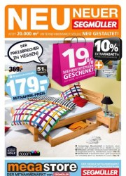 Segmüller megastore: Der Mitnahmemarkt von Segmüller November 2017 KW45 3