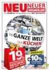 Segmüller Segmüller: Die ganze Welt der Küchen November 2017 KW45 3